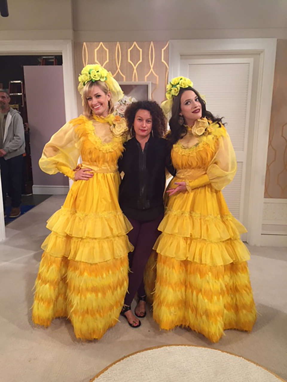 2 Broke Girls Trayce Gigi Field